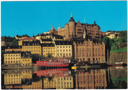 Stockholm - Söder: BOATS & SHIPS - Zweden