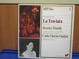 LP043 -I GIOIELLI DELLA LIRICA - LA TRAVIATA - N. 2 - RENATA TEBALDI- - Opera