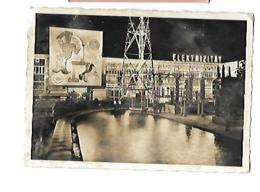 ZURICH EXPOSITION NATIONALE SUISSE 1939 LE SECTION ELECTRICITE EFFET DE NUIT - Expositions