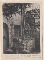 8AK4238  Crète - ** Maison En Jérapétra Dans Laquelle Napoléon 1er Passa Une Nuit En 1798 2 SCANS - Grèce