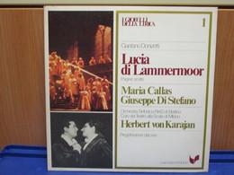 LP042 -I GIOIELLI DELLA LIRICA -LUCIA DI LAMMERMOOR - N. 1 - MARIA CALLAS-GIUSEPPE DI STEFANO - Opera