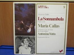 LP041 -I GIOIELLI DELLA LIRICA -LA SONNAMBULA - N. 9 - MARIA CALLAS - Oper & Operette