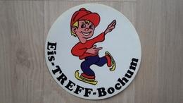 Aufkleber - Eis-Treff Bochum - Stickers