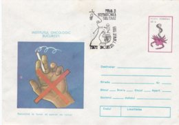 Romania Postal Stationary 1988 Bucarest Institutul Oncologic Bucuresti (001) - Sin Clasificación