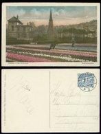 13509 Niederlande AK Uit Het Bollenland Hillegom 1920 - Period 1891-1948 (Wilhelmina)
