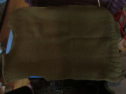 WW1 US Army Soldier's Knitted Vest - 1914-18