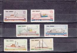 Cuba Nº 821 Al 876 - Cuba
