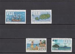 Fiji Nº 646 Al 649 - Fiji (1970-...)