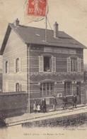CANLY - Le Bureau De Poste - France