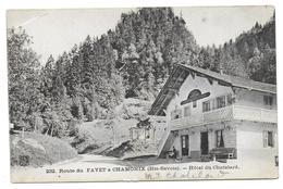 Route Du Fayet à Chamonix - Hôtel Du Chatelard - Chamonix-Mont-Blanc