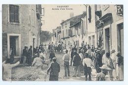Cpa -   Dpt  -  Gard - Vauvert  -  - Arrivee D'une Couse     -  Animation  -  (  Selection  )   Rare  1907 - France