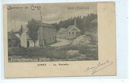 Souvenir De Ciney - L'Usine D'Electricité Et L'Ancien Moulin Le Paradis - Ciney