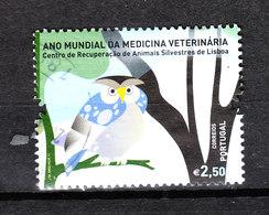 Portogallo  -  2011. Gufo. Medicina Veterinaria. Owl. Veterinary Medicine. From Sheet, Rare! - Gufi E Civette