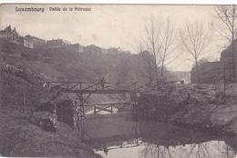 798/ Luxembourg, Vallee De La Petrusse, 1909 - Luxemburg - Stad