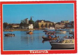 Västervik - Boats, Ships, Zeppelin - Zweden