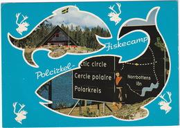 Polcirkelns Fiskecamp Vid Jokkmokk - Zweden