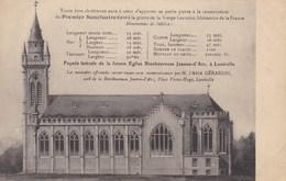 LUNEVILLE - MEURTHE & MOSELLE - (54) -  PEU COURANTE CPA. - Luneville