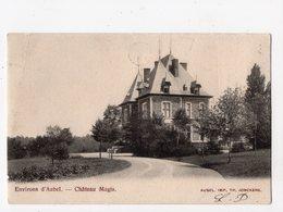 166 - AUBEL  -  Château MAGIS - Aubel