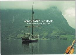 Grönland Kommt ! - Deutschlands Erstes Polarforschungsschiff, Die Nordische Jagd 'Grönland' In 2005 - Groenland