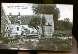 LIANCOURT LA SOURCE LE MOULIN - Liancourt