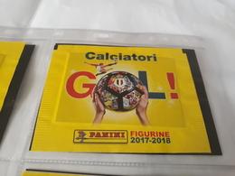 Calciatori GOL 2017.18  Bustina Con Figurine Panini - Panini