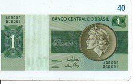 Télécarte Brésil   - Billet Monnaie Money Numismatique Bank Banque  Phonecard  (G 703) - Francobolli & Monete