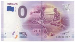 Denmark 0 Euro Souvenir Banknote - Danemark