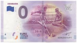 Denmark 0 Euro Souvenir Banknote - Denemarken