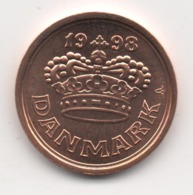 Denmark 1998, 25 Ore, UNC - Denemarken
