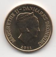Denmark 2011, 10 Kroner, UNC - Denemarken