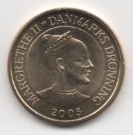 Denmark 2005, 20 Kroner, UNC - Denemarken