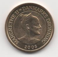 Denmark 2005, 10 Kroner, UNC - Denemarken
