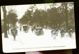 BORDEAUX PARIS - Cyclisme