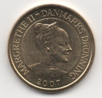 Denmark 2007, 20 Kroner, UNC - Denemarken