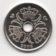 Denmark 2008, 2 Kroner, UNC - Denemarken