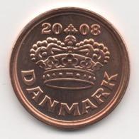 Denmark 2008, 50 Ore, UNC - Denemarken