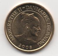 Denmark 2008, 20 Kroner, UNC - Denemarken