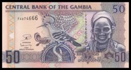Gambia 2013, 50 Dalasis, P28c, UNC - Gambia