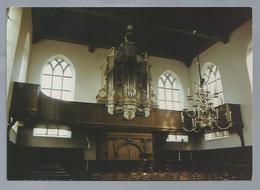 NL.- ALKMAAR. Orgel Evangelisch Lutherse Kerk. Met Dispositie. - Kerken En Kathedralen
