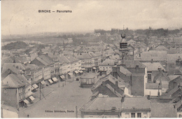 Binche - Panorama - Très Belle Carte   - état Voir Scan. - Binche