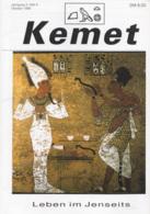 Egypt: Kemet Magazine, Oktober 1995, Jrg. 4, Heft 4 - Tijdschriften