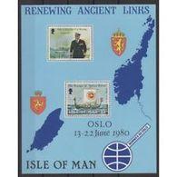 74824) Man (Ile De) - 1980 - No BF4 - Histoire- SERIE COMPLETA-MNH** - Isola Di Man