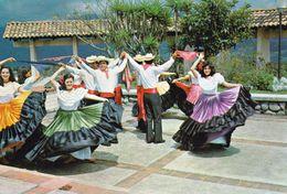 """1 AK Costa Rica * Folklore Ensemble In Costa Rica - Typical Dance """"Tambito"""" - Costa Rica"""