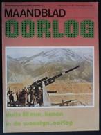 Maandblad Oorlog 3de Jaargang Februari 1980 Nr 2 - Revues & Journaux