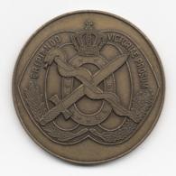 Netherlands: Dienstvakdag 1998. Military Coin, Medal - Medailles & Militaire Decoraties