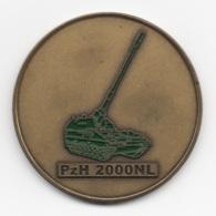 Netherlands: PzH 2000NL. Military Coin, Medal - Andere Landen