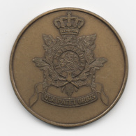 Netherlands: Royal Netherlands Marine Corps. Military Coin, Medal - Medailles & Militaire Decoraties