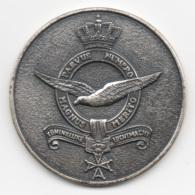 Netherlands: Koninklijke Luchtmacht. Military Coin, Medal - Medailles & Militaire Decoraties