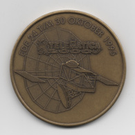 Netherlands: Telematica 2000. Military Coin, Medal - Andere Landen