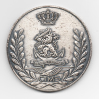 Netherlands: CIMS Je Maintiendrai. Military Coin, Medal - Medailles & Militaire Decoraties